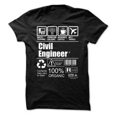 Civil Engineer T Shirts, Hoodies. Get it here ==► https://www.sunfrog.com/LifeStyle/Civil-Engineer-63400692-Guys.html?57074 $21.99