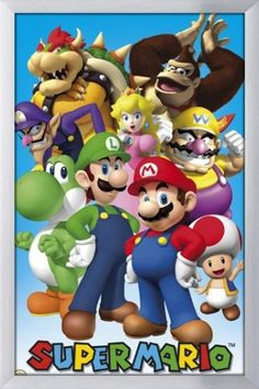 Die 143 besten Bilder von Kinderzimmer ▷ Super Mario in ...
