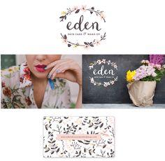 Eden Logo and Business Cards « Design Garden