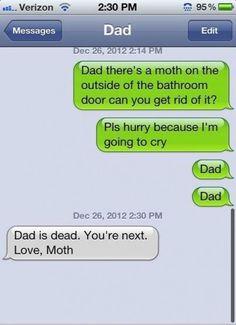30 Hilarious Texts! | PlayBuzz