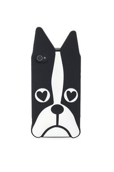 Shorty iPhone 4G Case - M6123012 - Marc By Marc Jacobs - Phone Accessories - Marc Jacobs