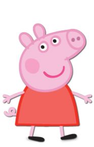 My girrrrl Peppa❤ Peppa Pig Images, Bolo Da Peppa Pig, Cumple Peppa Pig, Peppa E George, George Pig, Pig Birthday Cakes, 2nd Birthday Parties, Peppa Pig Familie, Childhood