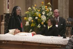Mourners flock to Holy Name for Cardinal Francis George visitation
