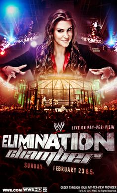Poster: WWE Elimination Chamber 2014 kinda peculiar, actually Wrestling Posters, Watch Wrestling, Wrestling Wwe, Wwe Ppv, Match List, Wwe Live Events, Funny P, Online Match