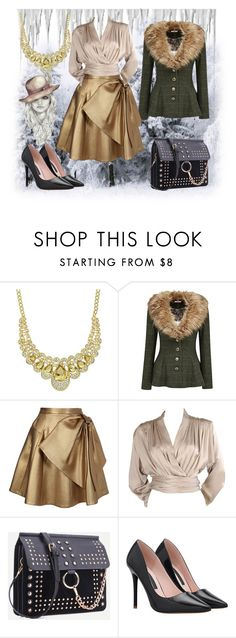 """""""SheIn 8"""" by dinka1-749 ❤ liked on Polyvore featuring Joe Browns, Dice Kayek and Yves Saint Laurent"""
