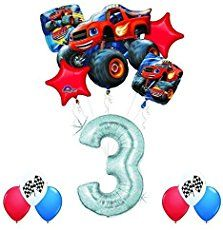 21 Blaze and the Monster Machines Party Ideas - Pretty My Party