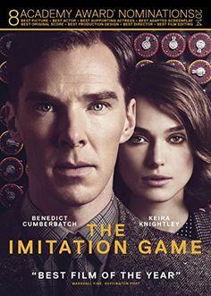 the imitation game (2014) [dvd]