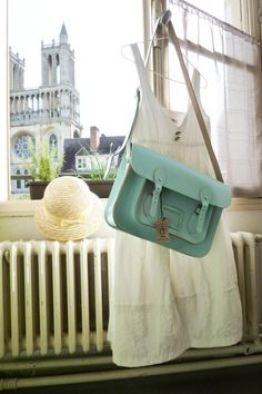 Cambridge Satchel in Sweet Pea. Just bought this bag! Can't wait to strut it around Paris this summer.