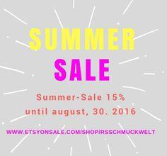 Summer-sale #summersale #sale #discount #rabatt #sommerschlussverkauf #sparen #jewelrysale #handmade