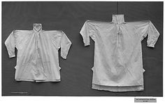 Shirt  Date: early 19th century Culture: English