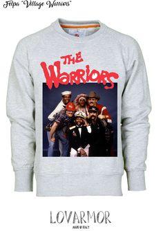 Felpa The Warriors #thewarriors