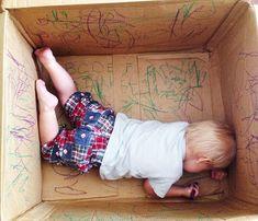 Una actividad para tu hijo de dos años - Manualidades para niños - Charhadas.com