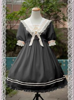 http://truth2teatold.tumblr.com/post/121502699558/cookie-bear-soft-serve-sailor-dress