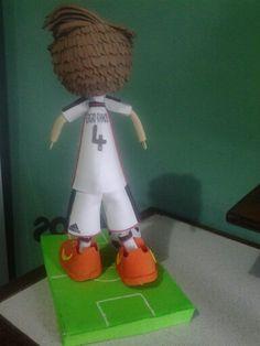 Fofucho Sergio Ramos