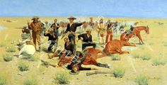 Image detail for -FREDERIC REMINGTON & CHARLES RUSSELL 475 Western Art DVD-HENRY FARNY ...