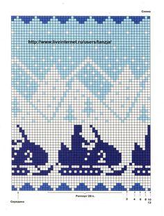 View album on Yandex. Christmas Stocking Pattern, Knitted Christmas Stockings, Christmas Knitting, Knitting Charts, Knitting Stitches, Knitting Patterns, Cross Stitch Designs, Cross Stitch Patterns, Seed Bead Crafts
