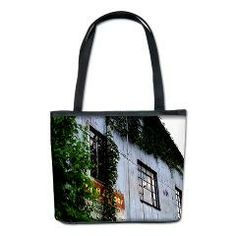 Building In Vines (a) Bucket Bag> Totes, Accessories, Accoutrements and Such> Flawn Ocho