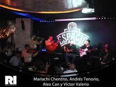 Mariachi Chentito, Andrés Tenorio,
