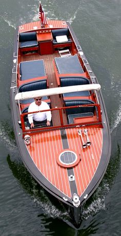 His boat wasn't this nice, but I have a lot of memories on Lake Erie in Dad's boat.