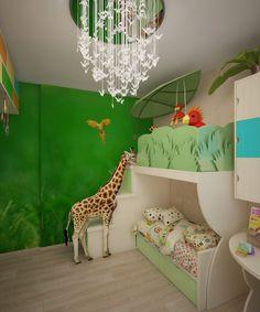 Детские комнаты | Власова Мария г. Москва