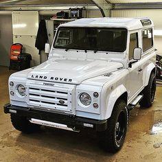 The stunning Fuji White @twisted_automotive 90 XS French Edition