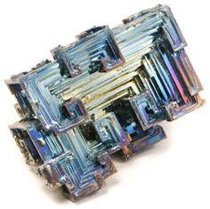 Lab grown Bismuth crystal
