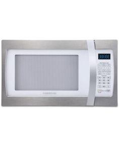 Farberware Professional 1100-Watt Smart Sensor Microwave Oven - Silver