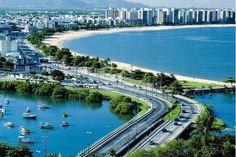 Cidade de Vitória-E..Santo -Brasil