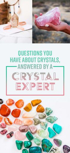12 Things You Always Wanted To Know About Crystals