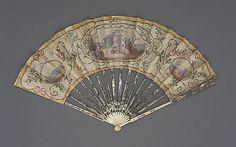 Fan, France, 1770