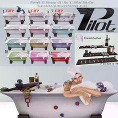 Pilot - Bathtime
