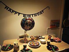 Le petit déjeuner d'anniversaire, Happy 5 Mon Lapin!