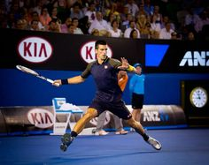 Hit a Forehand Winner Like - Novak Djokovic