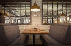 industrial dining design