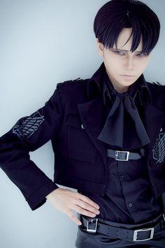 Levi - RISAKO(りさこ) Levi Cosplay Photo - WorldCosplay