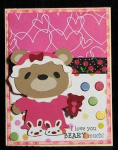 Teddy Bear Parade - Night Gown