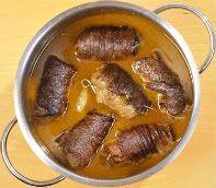 A Beef Rollups Recipe - Rinderrouladen - German Culture
