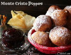 Monte Cristo Poppers!