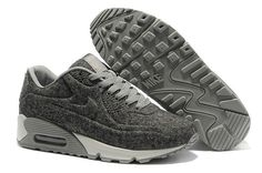 Now Buy Get Nike Air Max 90 Vt Unisex Gray White Running Shoes Save Up From Outlet Store at Nikeairzoom. Cheap Nike Air Max, Nike Air Max For Women, Nike Shoes Cheap, Nike Free Shoes, Nike Shoes Outlet, Mens Nike Air, Running Shoes Nike, Nike Women, Cheap Air
