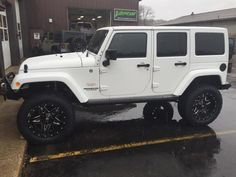 Jeep Wrangler 2015, White Jeep Wrangler Unlimited, Jeep Wrangler Interior, Jeep Wrangler Rubicon, Jeep Sahara Unlimited, Jeep Wrangler Accessories, Badass Jeep, Dream Cars, My Dream Car