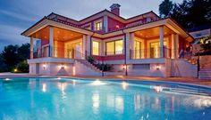 Lujo mediterráneo para una casa de ensueño