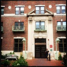 This was where I lived along with Eugene O'Neill's ghost during my #freshman year at #bostonuniversity It may be called  Kilachand Hall now but it will always be Shelton Hall to me. #ProudtoBU Thank you @monkeywright for the photo!  #boston #dorm #reminiscing #kilachandhall #sheltonhall #sheltonhall4ever #bu by aleksbienkowska