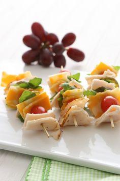 Gluten Free Diet idea: Sandwich on a Stick