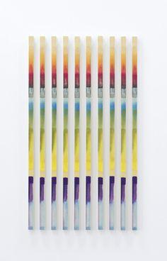 Alfredo ALvarez Plágaro 2014 mixed media on canvas on wood Galerie m Bochum