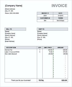 Rent Deposit Receipt Pdf   Rent Invoice Template  Knowing Some