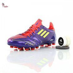 finest selection a75e5 9be50 Chaussures de football ADIDAS PERFORMANCE F50 Adizero TRX HG Leather   Amazon.fr  Chaussures et Sacs