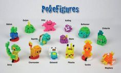 cool perler bead patterns 3d - Google Search