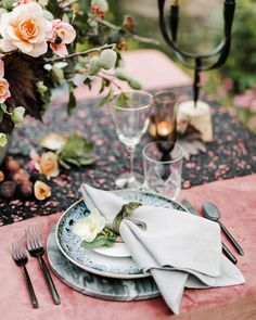 Statement table linens can instantly upgrade your wedding reception. Here, find examples of some of our favorite bold wedding linens, including tablecloths, runners, and napkins. Wedding Table Linens, Wedding Reception Tables, Wedding Table Centerpieces, Floral Centerpieces, Table Decorations, Marble Candle, Table Top Design, Banquet Tables, Linen Rentals
