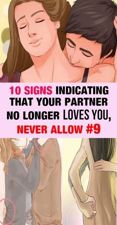 10 Signs Indicating that Your Partner no Longer Loves You