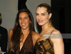 Gabby Karan and Brooke Shields during Donna Karan Celebrates the... News Photo | Getty Images